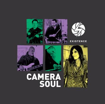 Camera Soul(カメラ・ソウル)ニュー・アルバム『Existence』