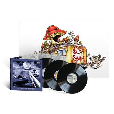 Eminem(エミネム)『The Slim Shady LP』20周年記念エクスパンデッド・エディション