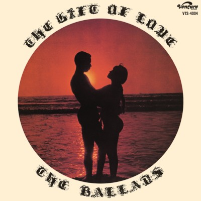 The Ballads(ザ・バラッズ)『The Gift Of Love』