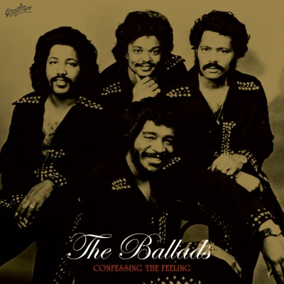 The Ballads(ザ・バラッズ)『Confessing The Feeling