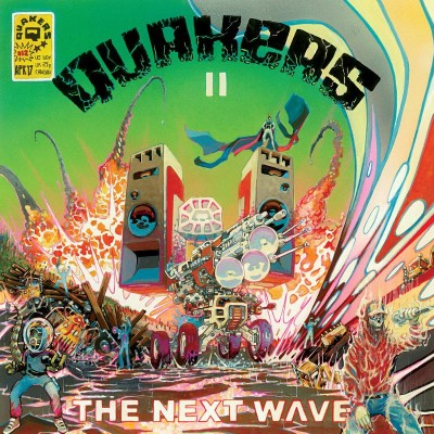 Quakers(クエーカーズ)『II: The Next Wave』