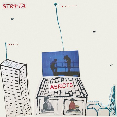 STR4TA(ストラータ)『Aspects』