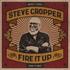 Steve Cropper(スティーヴ・クロッパー) 史上最高のソウル・ギタリストのひとり、キャリア半世紀以上のベテランのアルバム『FIRE IT UP』