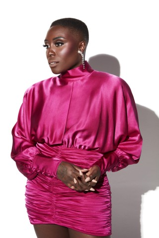 Laura Mvula(ローラ・マヴーラ)『Pink Noise』