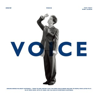 ONEW (SHINee) Voice: 1st Mini Album
