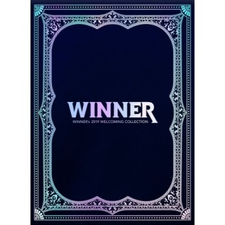 『WINNER'S 2019 WELCOMING COLLECTION』DVD