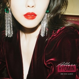 Hyomin (T-ARA) Allure: 3rd Mini Album