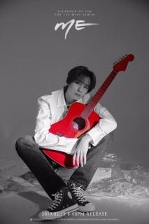 2PMニックン、韓国ファースト・ミニ・アルバム『ME』