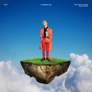 KEY、韓国リパッケージ・アルバム『I WANNA BE』
