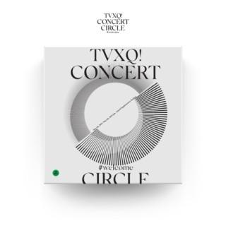 東方神起、「TVXQ! CONCERT -CIRCLE- #welcome」DVD