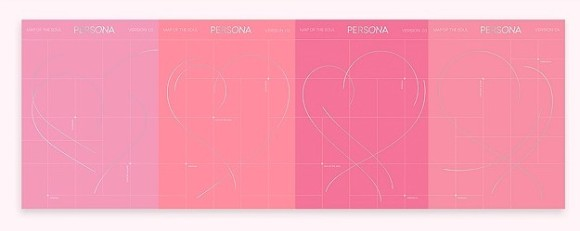 BTS (防弾少年団)、韓国最新作『MAP OF THE SOUL : PERSONA』
