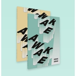 JBJ95、韓国セカンド・ミニ・アルバム『AWAKE』