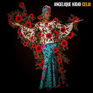 Angelique Kidjo(アンジェリック・キジョー)デッカ・フランス移籍第一弾アルバム『Celia』