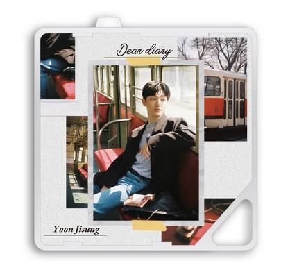 ユン・ジソン、韓国スペシャル・アルバム『Dear diary』