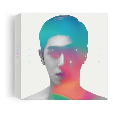 東方神起U-Know、韓国ファースト・ソロ・ミニアルバム『True Colors』