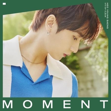 ホ・ヨンセン、韓国4枚目のミニ・アルバム『MOMENT』