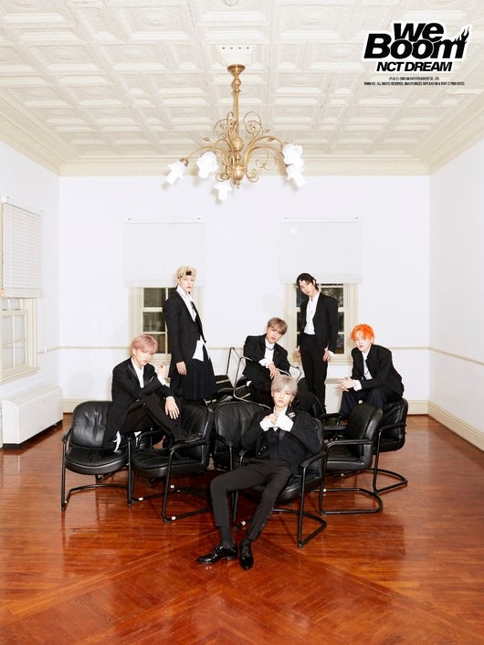NCT DREAM、サード・ミニアルバム『We Boom』