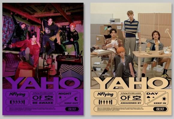 N.Flying、韓国6枚目のミニアルバム『夜好』