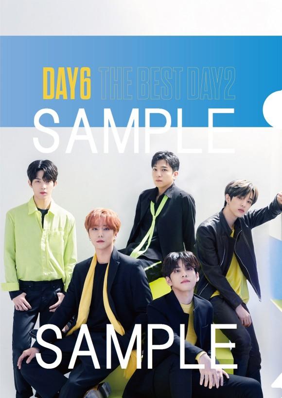 DAY6、セカンド・ベストアルバム『THE BEST DAY2』