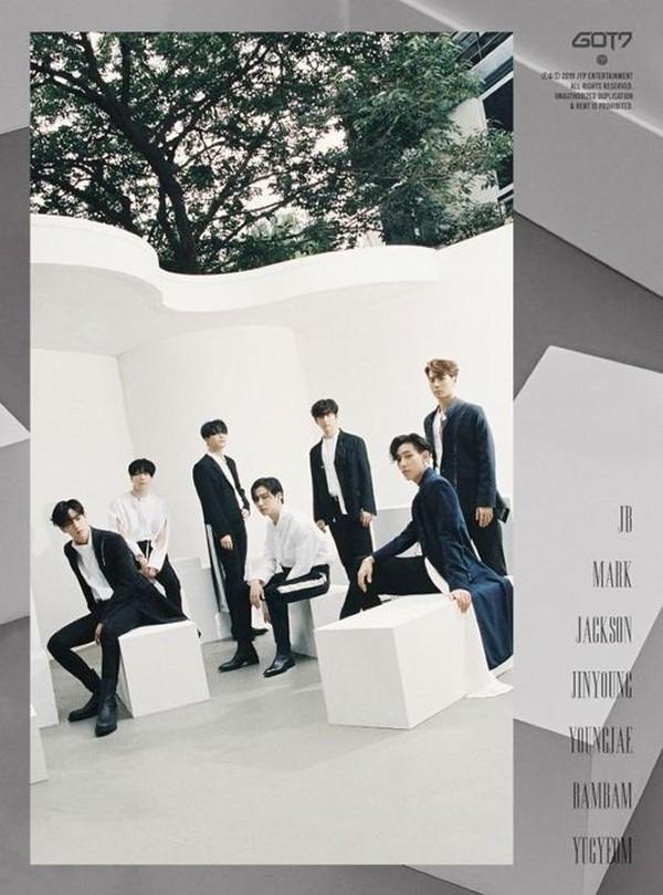 GOT7、韓国ニューアルバム