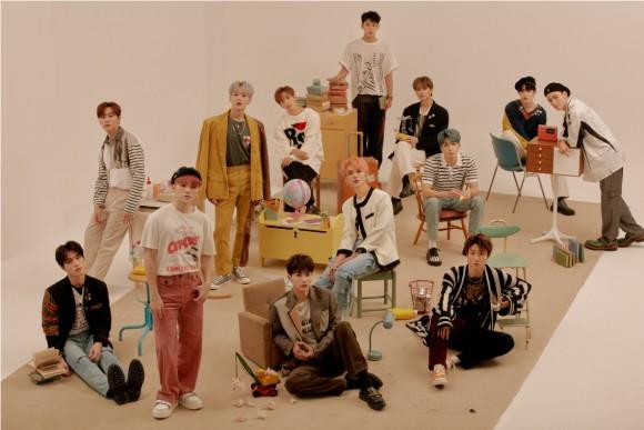 SEVENTEEN、待望の日本セカンドシングルが4月1日発売