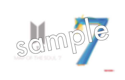 BTS、韓国アルバム『MAP OF THE SOUL : 7』