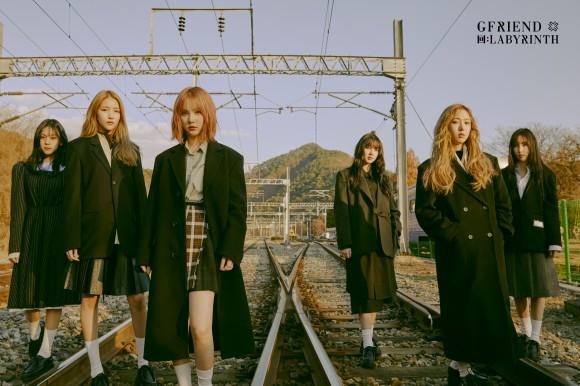 GFRIEND、韓国ミニアルバム『回: LABYRINTH』がリリース