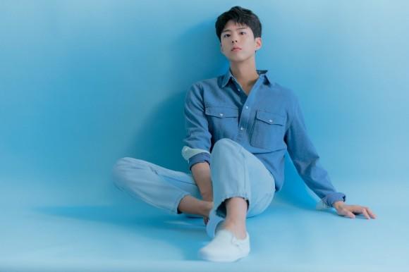 パク・ボゴム、ファーストアルバム『blue bird』3月18日発売
