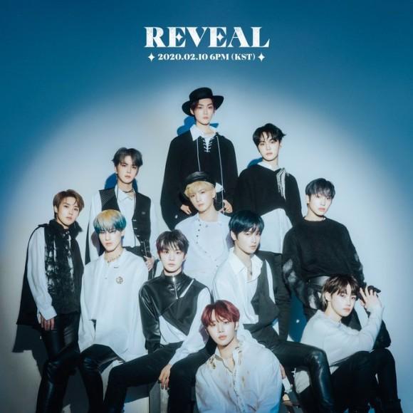 THE BOYZ、韓国ファースト・フルアルバム『REVEAL』