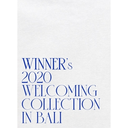 「WINNER's 2020 WELCOMING COLLECTION [in BALI]」発売