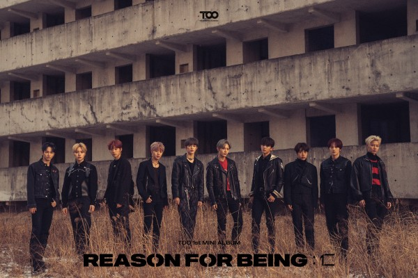 TOO ファーストミニアルバム『REASON FOR BEING:仁』