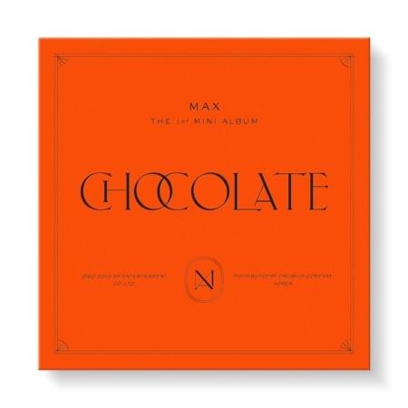 東方神起チャンミン|韓国ファースト・ミニアルバム『Chocolate』