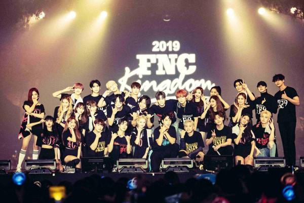 FNCファミリーコンサート「2019 FNC KINGDOM -WINTER FOREST CAMP-」映像化