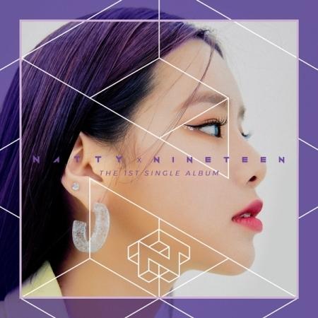 NATTY デビューシングル『NINETEEN』キットアルバム