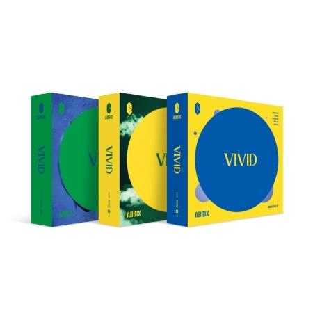 AB6IX セカンドEPアルバム『VIVID』 