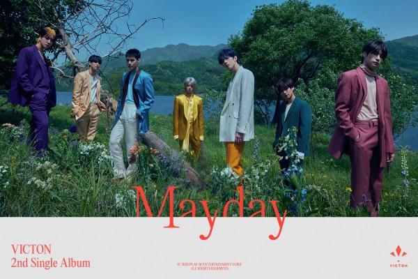 VICTON 韓国セカンドシングル『Mayday』 