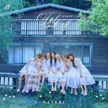 NATURE 韓国サードシングル『NATURE WORLD CODE:M』 