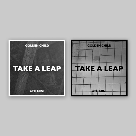Golden Child 4枚目のミニアルバム『TAKE A LEAP』 