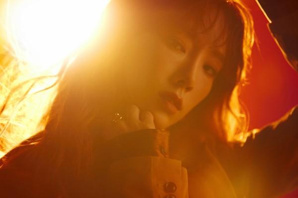 テヨン、日本2枚目のミニアルバム『#GirlsSpkOut』|
