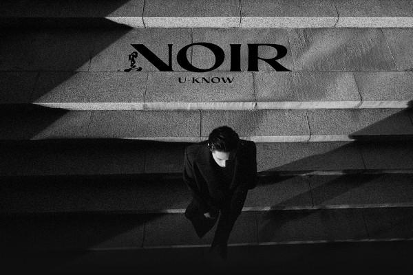 東方神起U-Know|セカンドミニアルバム『NOIR』