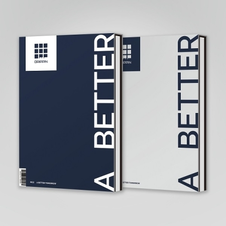 DRIPPIN|セカンド・ミニアルバム『A Better Tomorrow』今