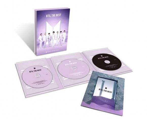 BTS|日本ベストアルバム『BTS, THE BEST』