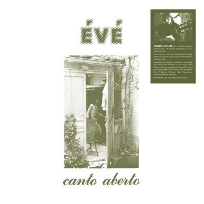 Eve (Everaldo Marcial)(イヴ / エヴェラルド・マルシアル)『TCanto Aberto』