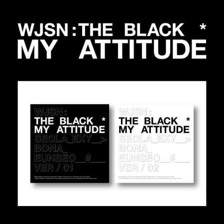 宇宙少女 ソラ&EXY&ボナ&ウンソ、新ユニットTHE BLACKがファースト・シングル『My attitude』でデビュー!