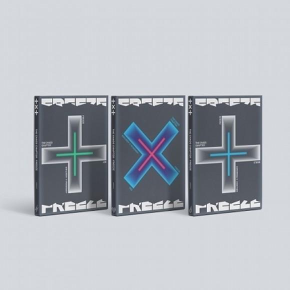 TOMORROW X TOGETHER、韓国セカンド・フルアルバム『混沌の章:FREEZE』