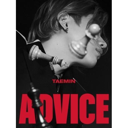 テミン|韓国サード・ミニアルバム『ADVICE』|今ならオンライン限定15%オフ|先着特典ポスター付き