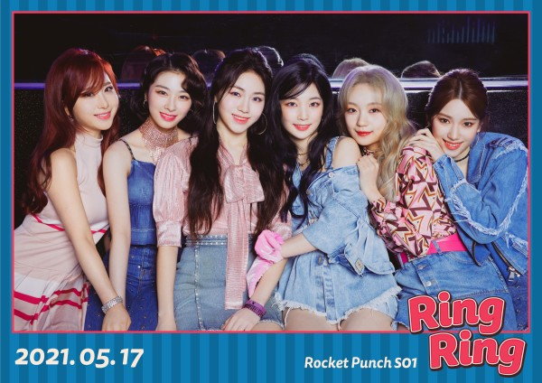 Rocket Punch|シングル『RING RING』|