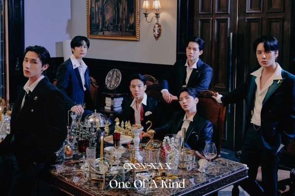 MONSTA X|韓国ミニアルバム『One Of A Kind』
