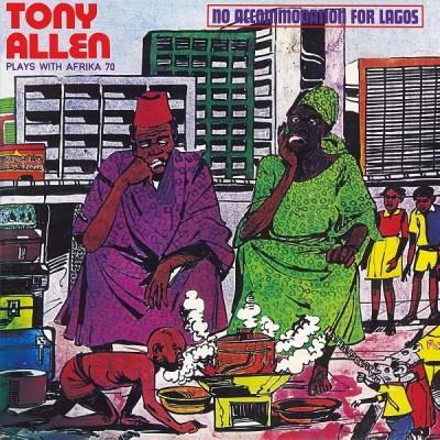 Tony Allen(トニー・アレン)|アルバム『No Accommodation For Lagos』