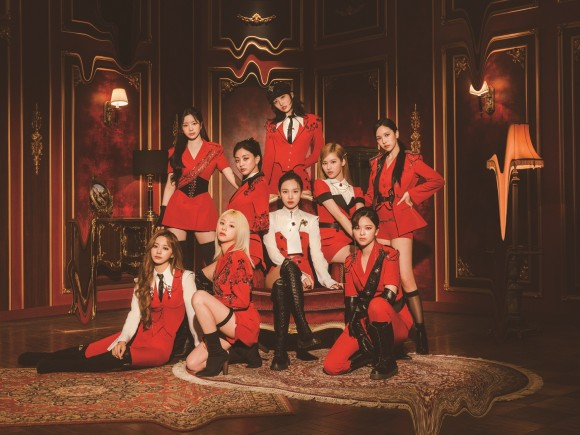 TWICE | JAPAN 3rd ALBUM『Perfect World』7月28日発売